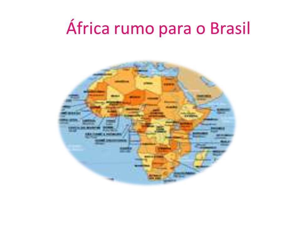 A influência da África na América do Sul - Música e Alimentação Bianca S. de S. P. Tunu – 3º ano C