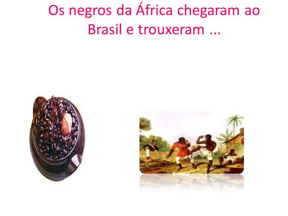 Instrumentos da África