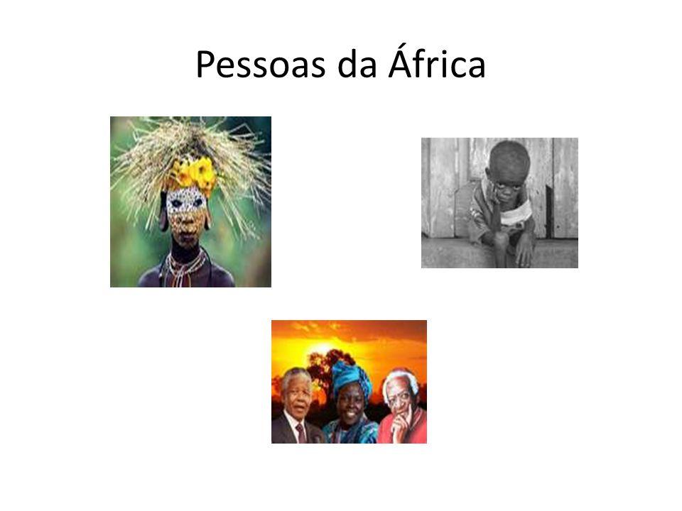 Costumes da África