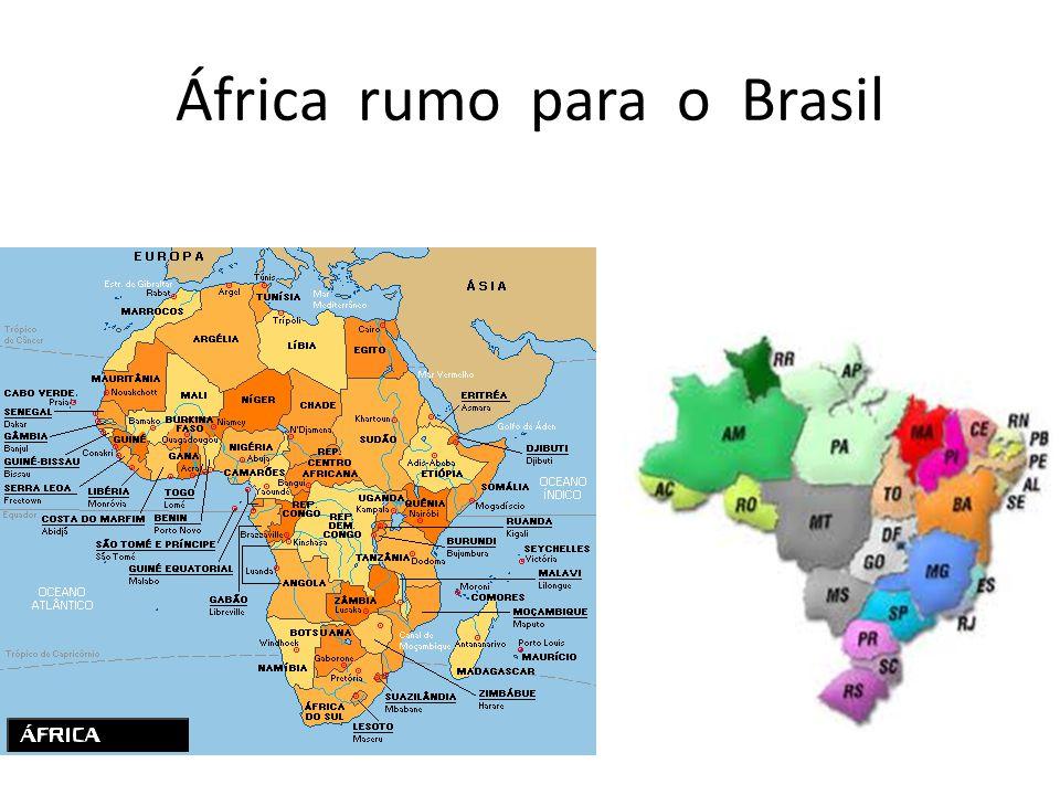 Pessoas Africanas
