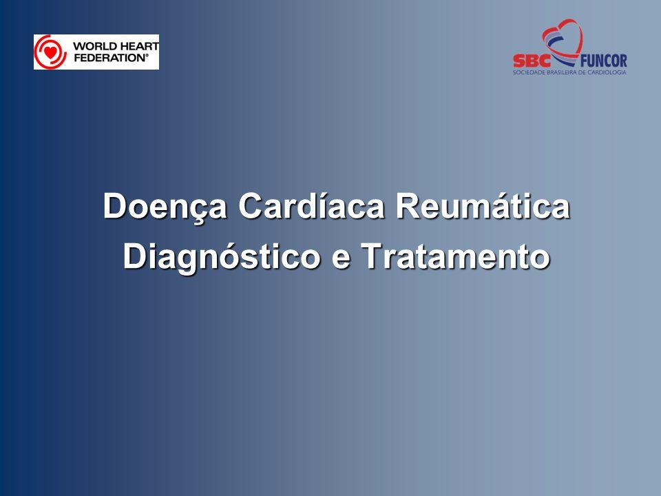 Doença Cardíaca Reumática Diagnóstico e Tratamento