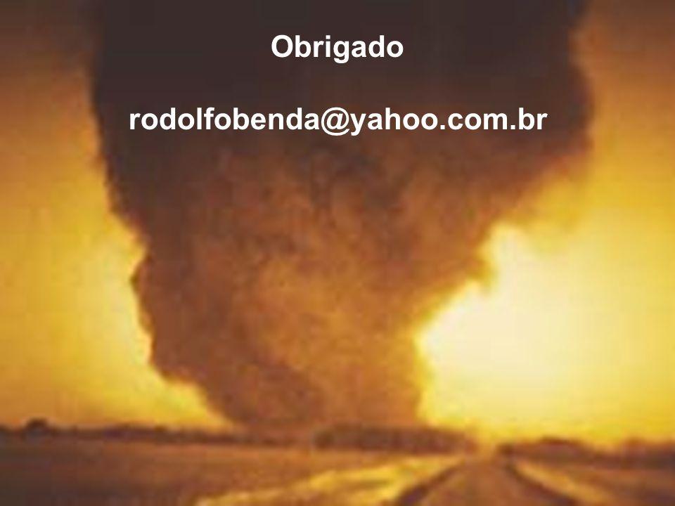 Obrigado rodolfobenda@yahoo.com.br