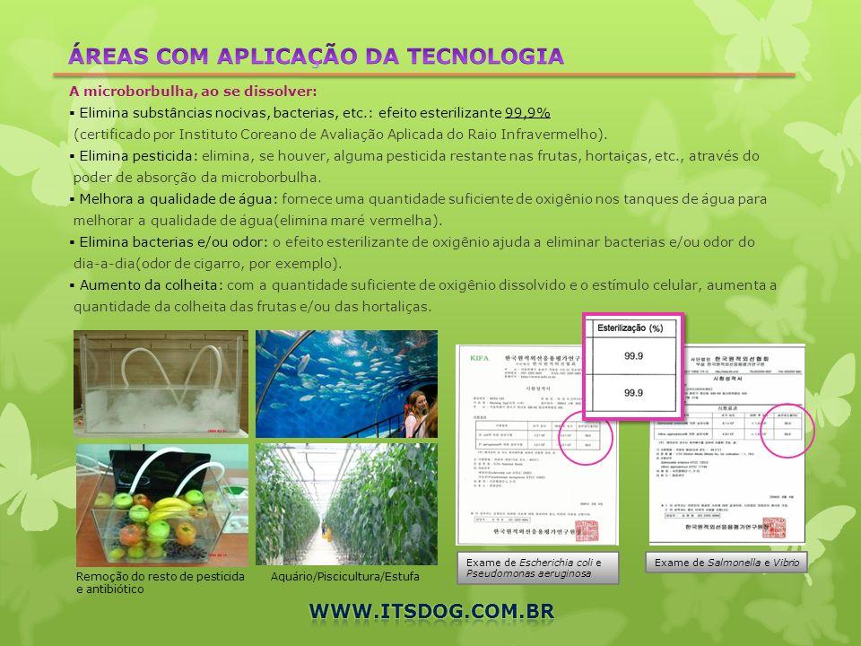 MODELO BÁSICO 8LPM Características Gerais - É um modelo com melhoria de alguns componentes do modelo já comercializado.