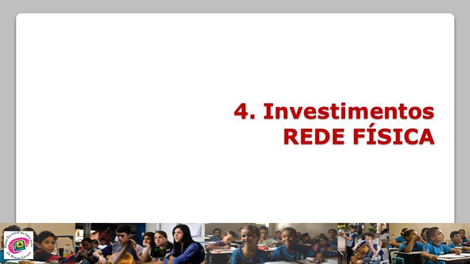 4. Investimentos REDE FÍSICA
