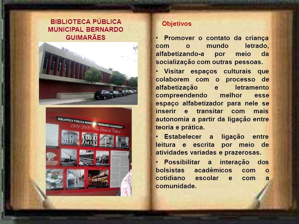Cidade alfabetizadora: uma proposta de alfabetização por meio do estudo da história local e do cotidiano Álbum de fotografias 5 BIBLIOTECA PÚBLICA BER