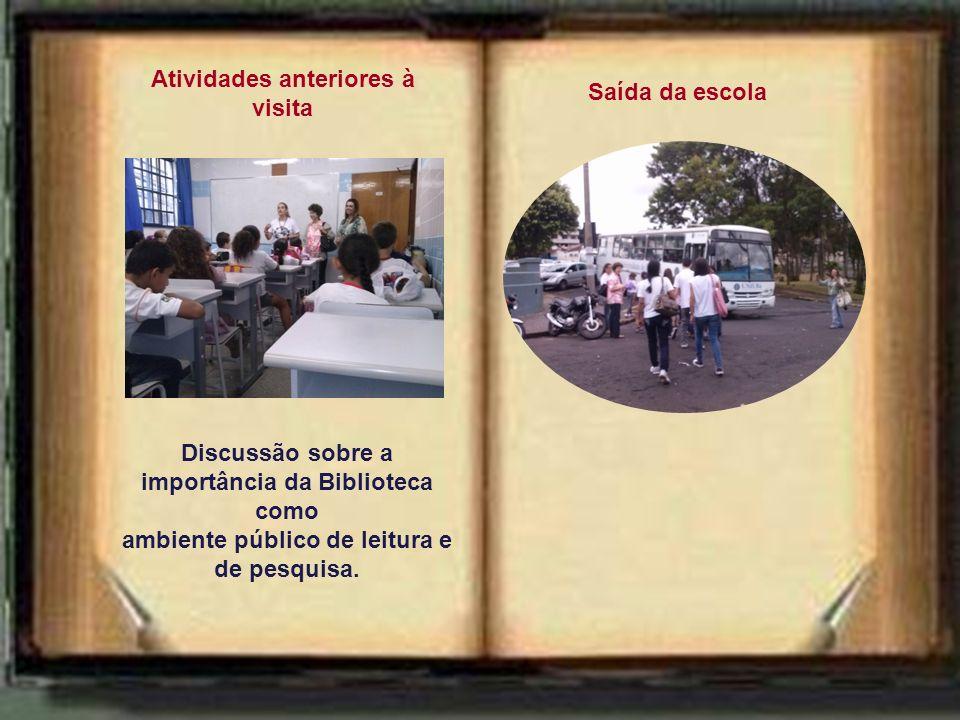 BIBLIOTECA PÚBLICA MUNICIPAL BERNARDO GUIMARÃES Objetivos Promover o contato da criança com o mundo letrado, alfabetizando-a por meio da socialização