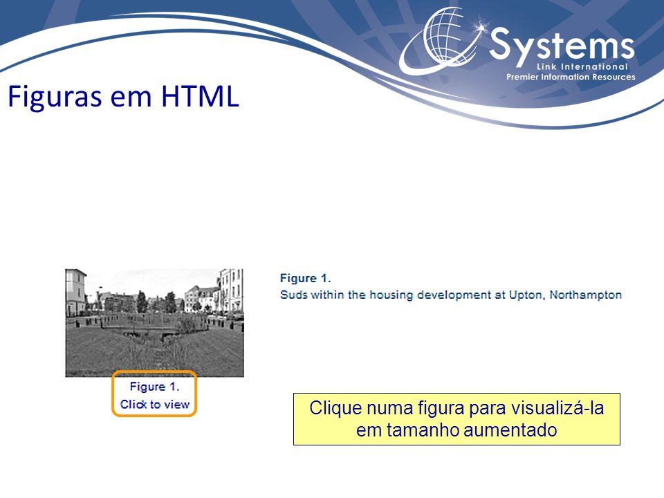 Clique numa figura para visualizá-la em tamanho aumentado Figuras em HTML
