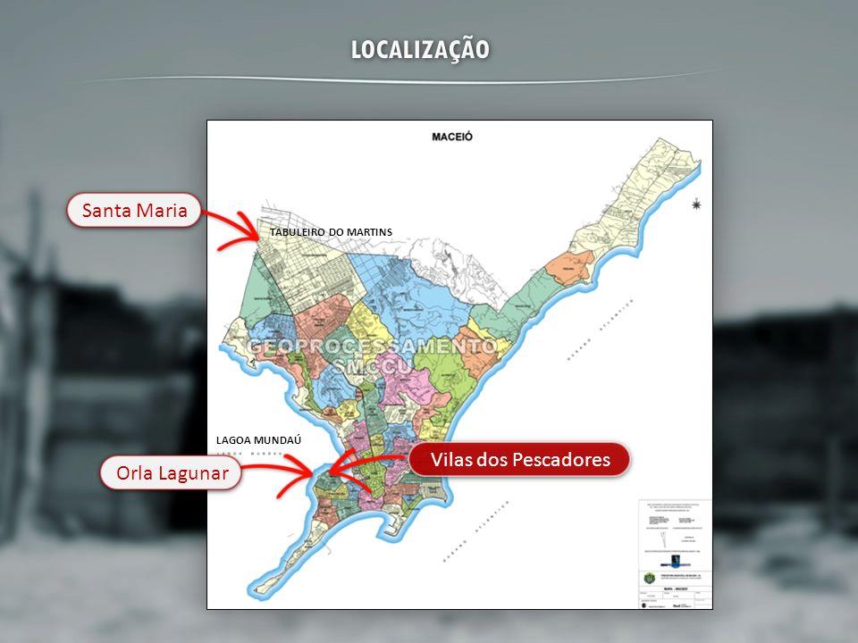 LOCALIZAÇÃO LAGOA MUNDAÚ TABULEIRO DO MARTINS