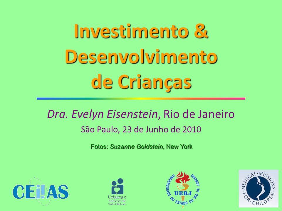 Investimento & Desenvolvimento de Crianças Dra.