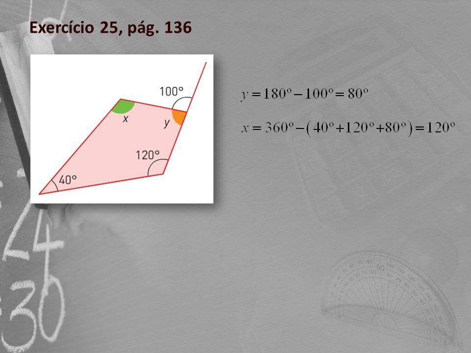 Exercício 25, pág. 136