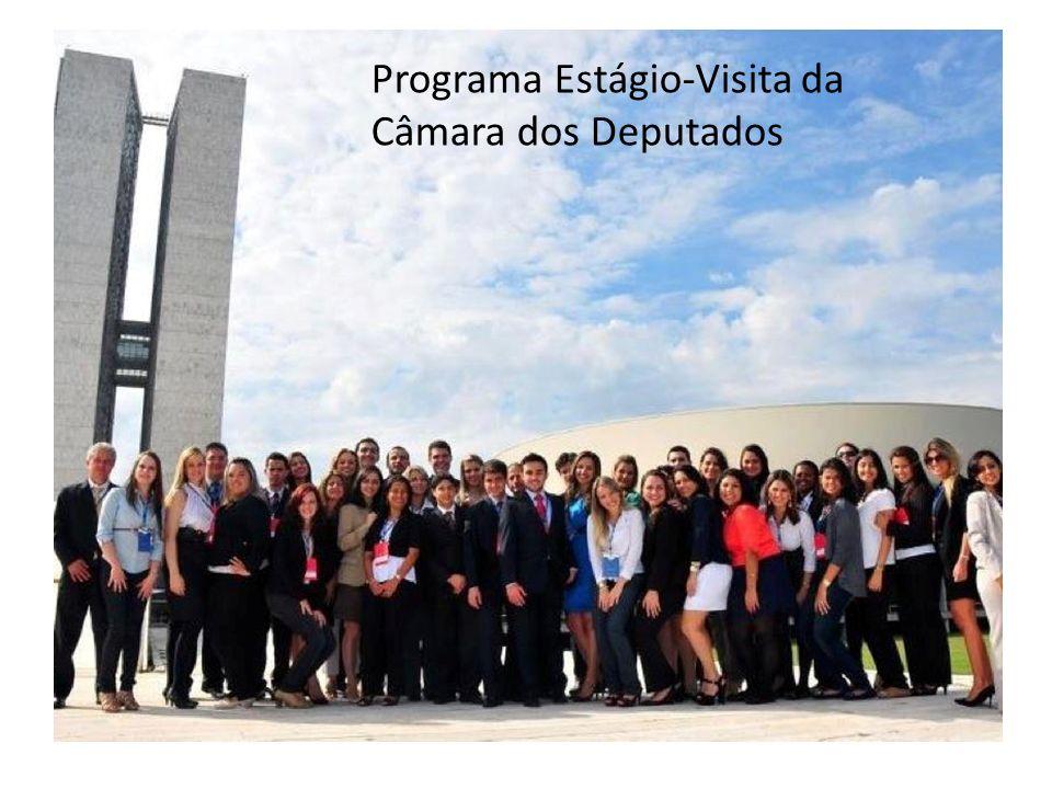 Programa Estágio-Visita da Câmara dos Deputados