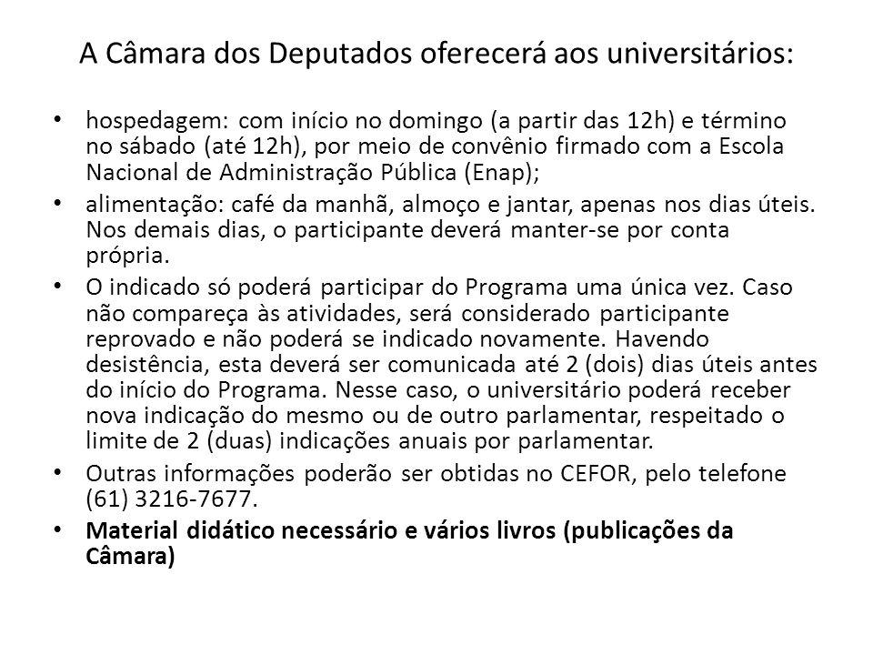 Novas Formas de Participação Portal da Câmara: www.camara.gov.brwww.camara.gov.br E-Democracia: www.edemocracia.camara.gov.br www.edemocracia.camara.gov.br