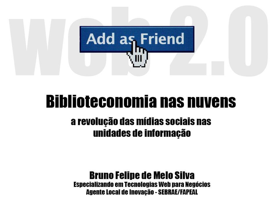 #BIBLIOTECONOMIANASNUVENS a revolução das mídias sociais nas unidades de informação