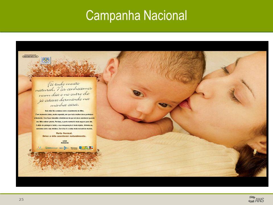 25 Campanha Nacional