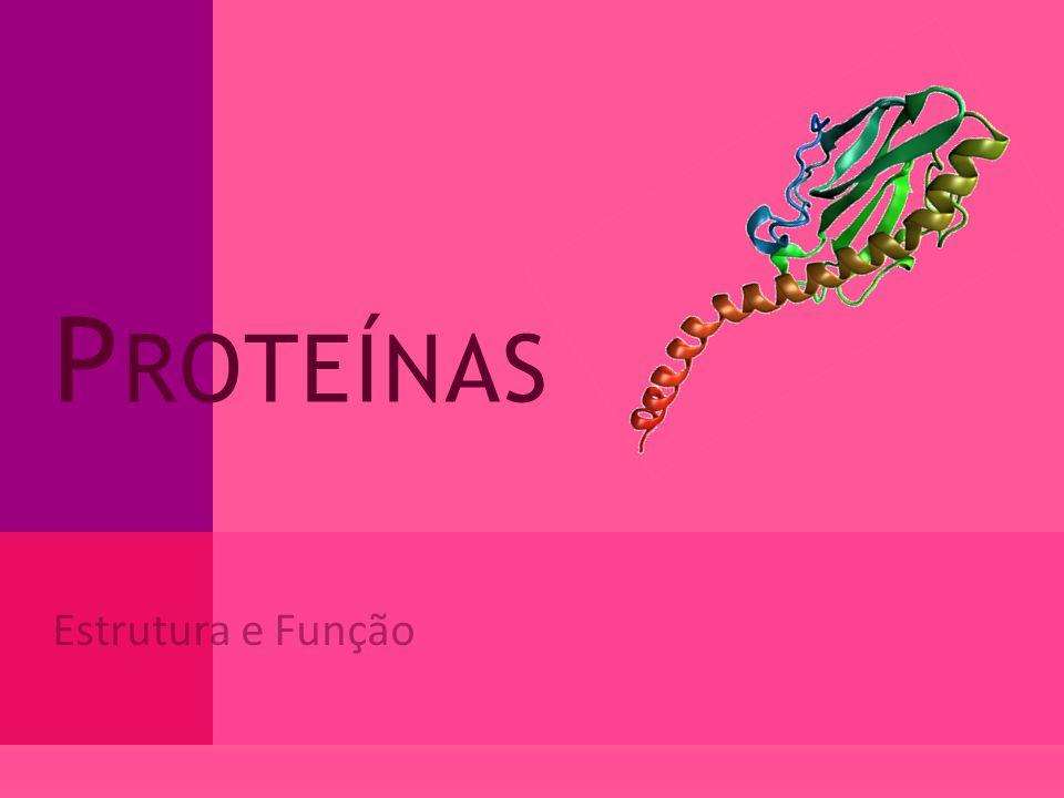 E STRUTURA S UPRASECUNDÁRIAS / M OTIVOS Estrutura intermediária entre secundaria e terciaria Combinação de segmentos que se repelem ao longo da proteína, combinando estruturas - hélice e folhas- Exemplo: Chaves-Gregas e Barril-