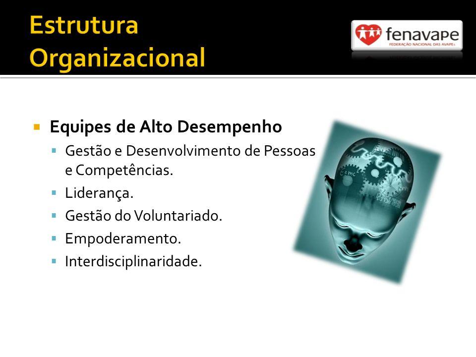 Equipes de Alto Desempenho Gestão e Desenvolvimento de Pessoas e Competências.
