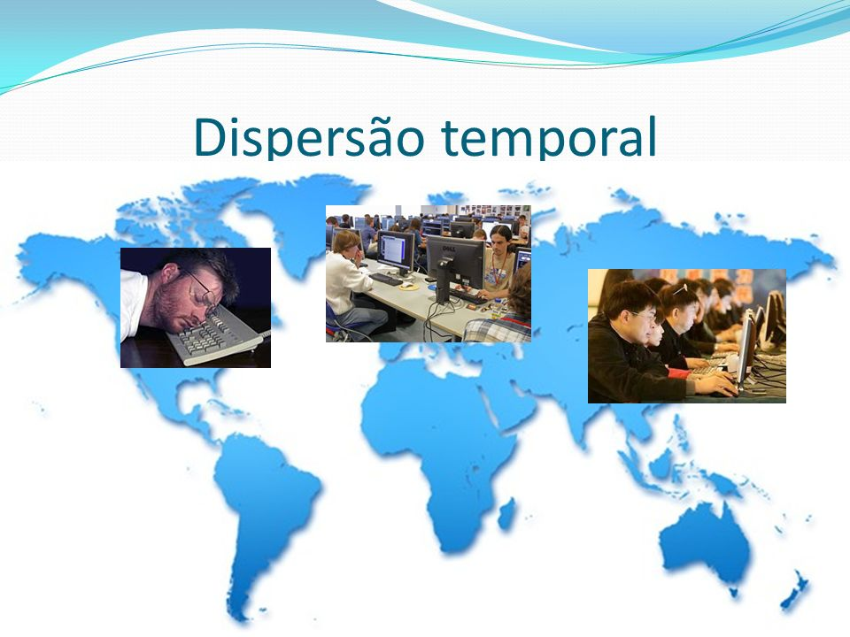 Dispersão temporal 19