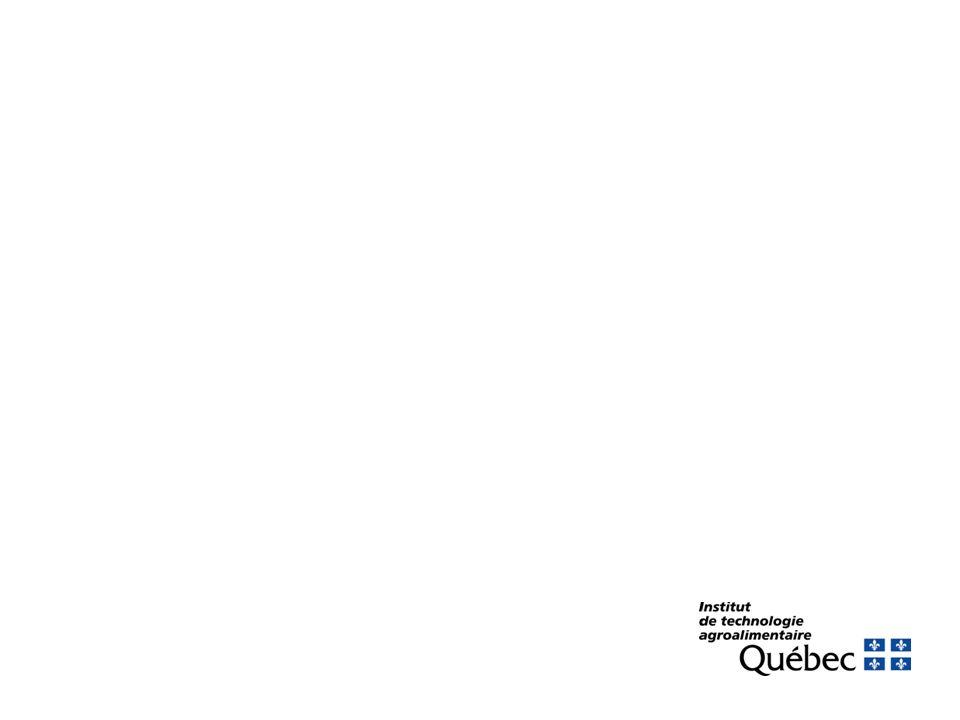 3 anos de formaçao Tecnologia das produções animais Tecnologia das produções animais (único ao Québec) Campus de La Pocatière Campus de Saint-Hyacinthe