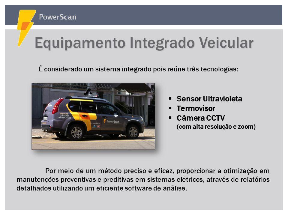 PowerScan Equipamento de Detecção de Corona Equipamento de Detecção de Corona É uma tecnologia inovadora desenvolvida pela KEPCO Eletric Power Ltd. em