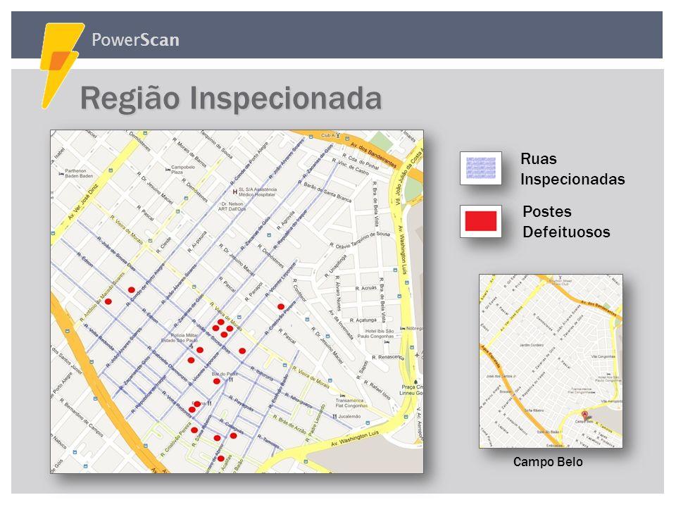 Inspeções de Teste São Paulo Bairro Campo Belo Realizada em 2012