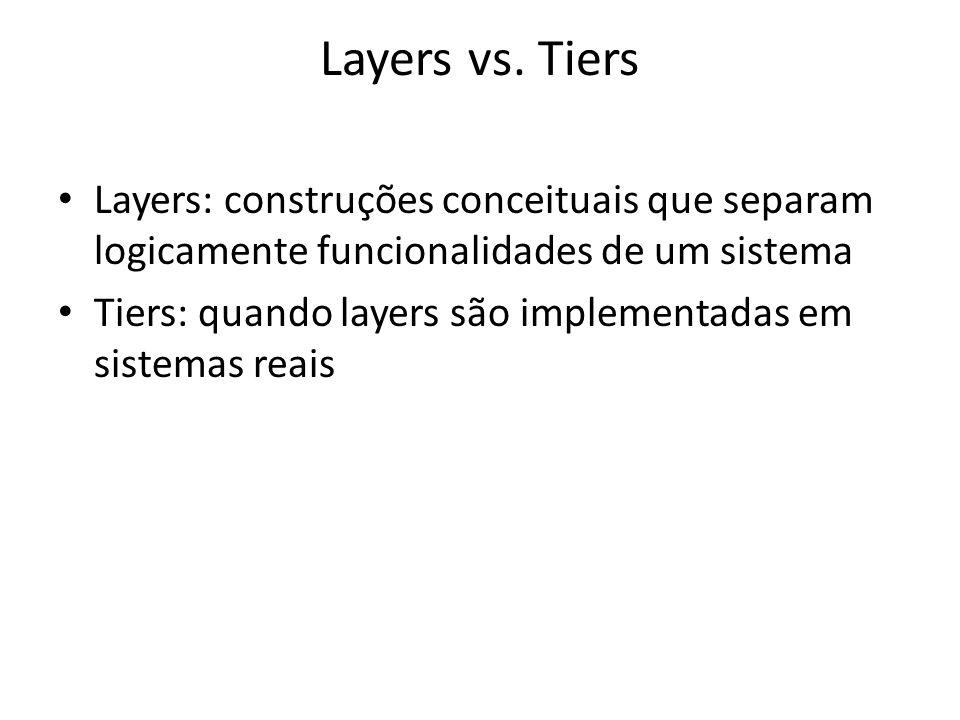 Layers vs.