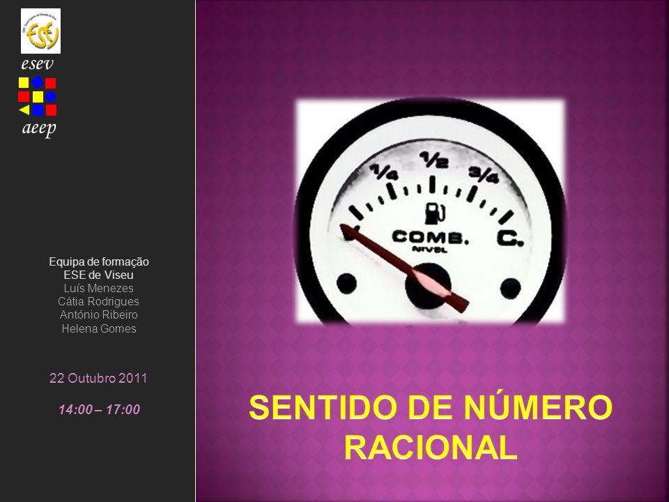 aeep esev 22 Outubro 2011 14:00 – 17:00 Equipa de formação ESE de Viseu Luís Menezes Cátia Rodrigues António Ribeiro Helena Gomes