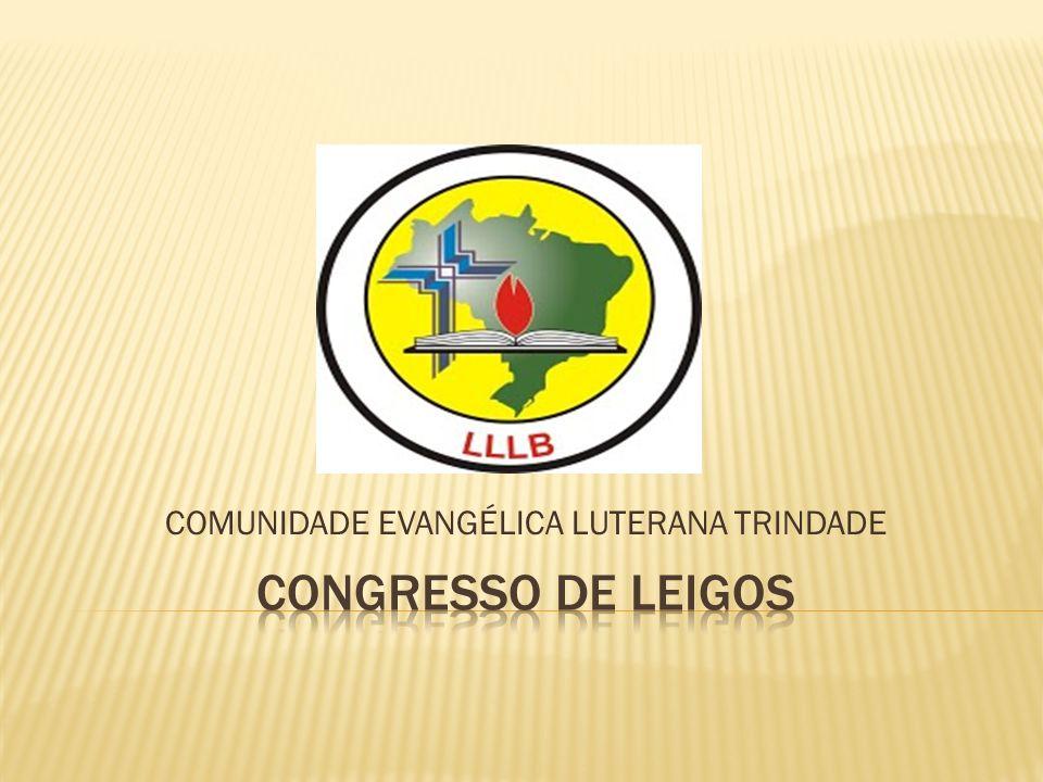 COMUNIDADE EVANGÉLICA LUTERANA TRINDADE