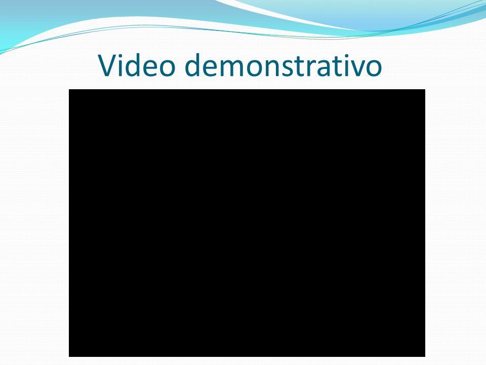Video demonstrativo