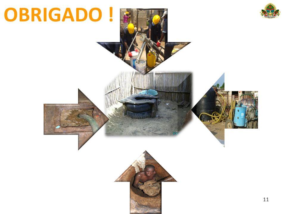 11 OBRIGADO !