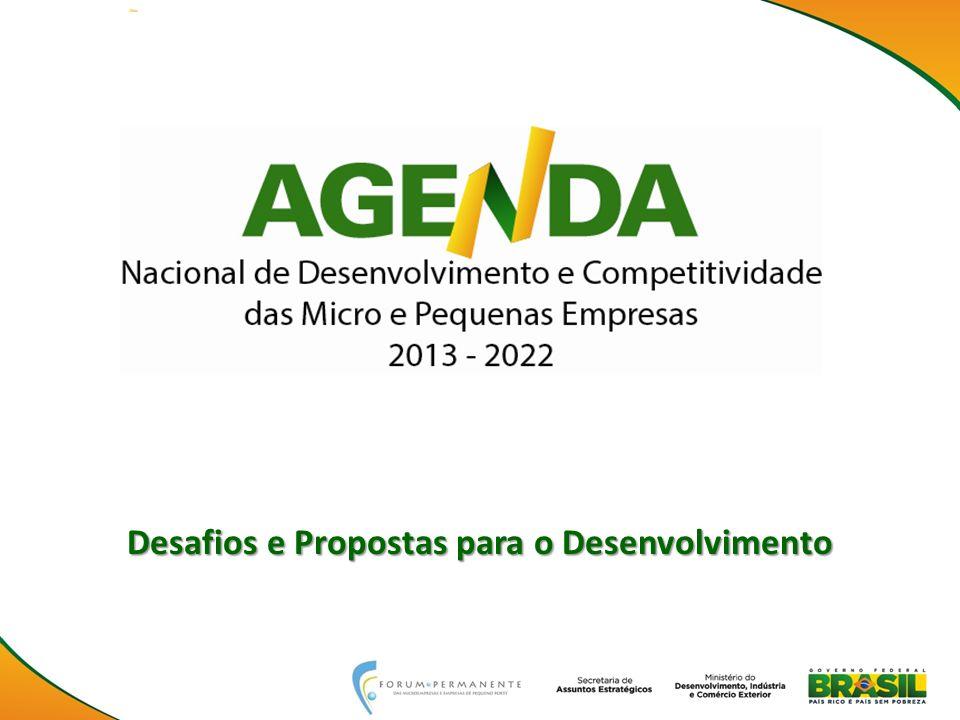 Agenda Estratégica 2011-2020 (Fórum Permanente das ME e EPP)