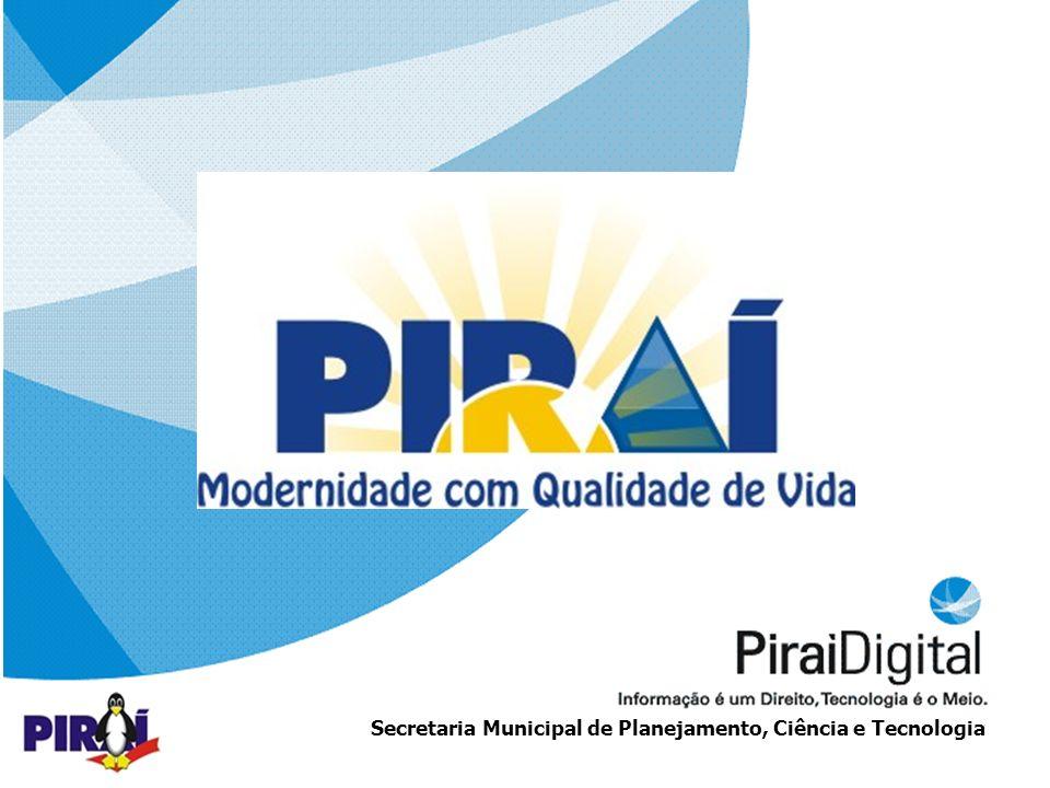 http://www.triadesolucoes.com.brE-mail: comercial@triadesolucoes.com.br Secretaria Municipal de Planejamento, Ciência e Tecnologia