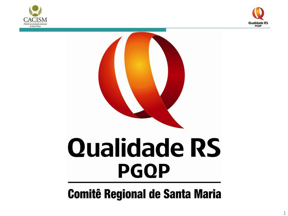 2 NOSSA MISSÃO: Disseminar os fundamentos da excelência da gestão, por meio do voluntariado, contribuindo assim para o desenvolvimento sustentável da Região Central do RS.