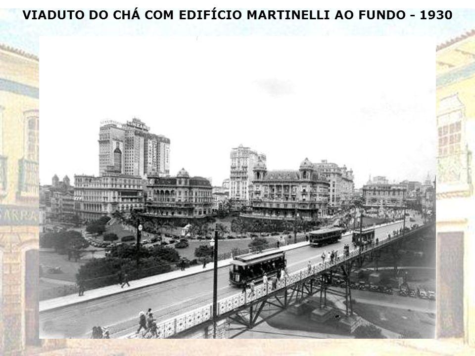 EDIFÍCIO MARTINELLI – 1930