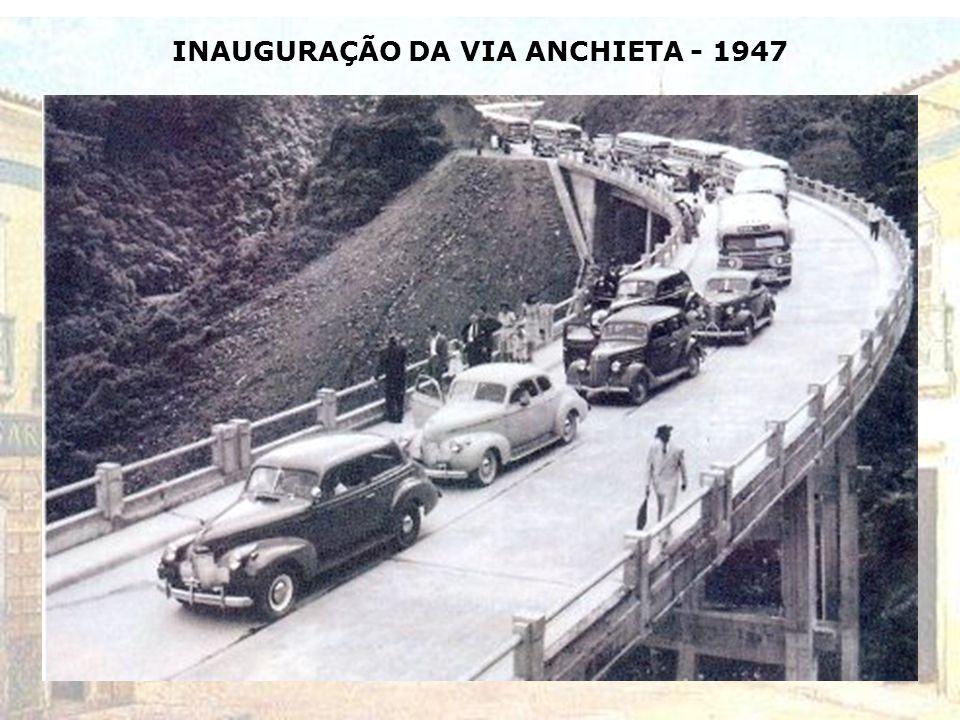 TRIANON E TÚNEL 9 DE JULHO - 1940