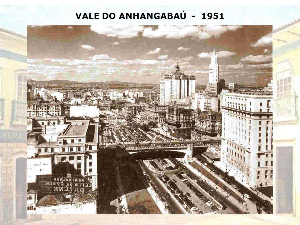 VALE DO ANHANGABAÚ - 1951