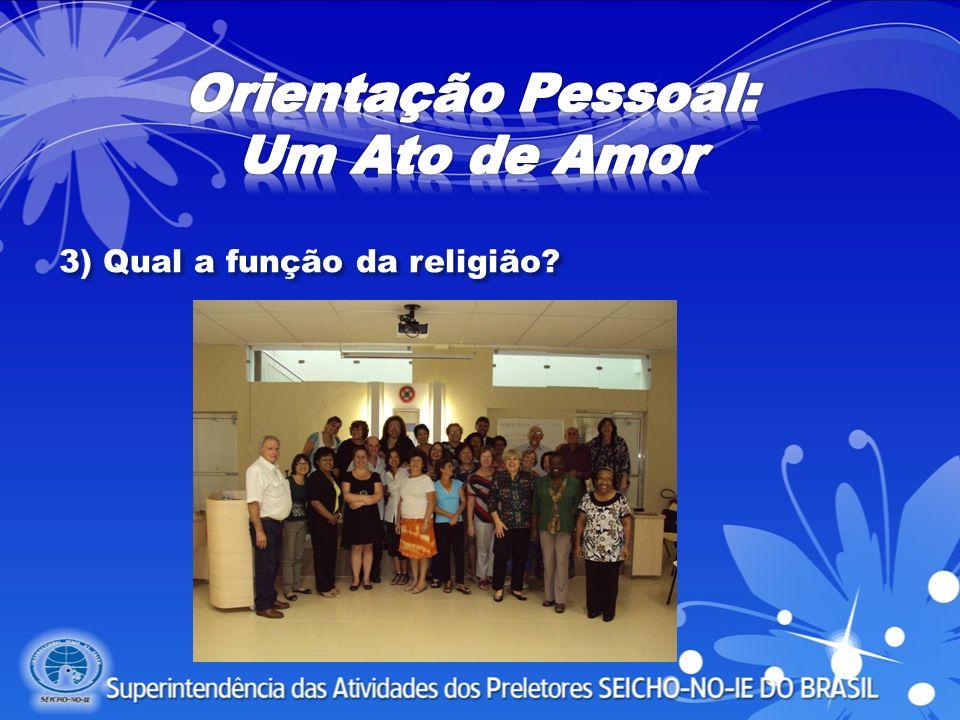 19) Todos os problemas estão relacionados ao plano espiritual?
