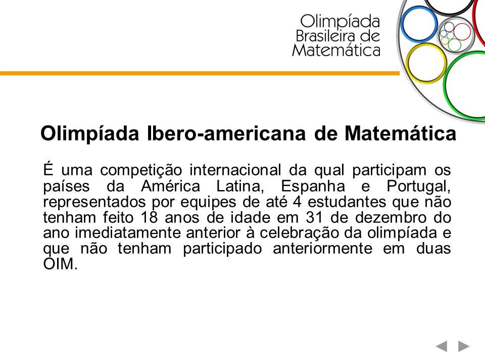 É uma competição internacional da qual participam os países da América Latina, Espanha e Portugal, representados por equipes de até 4 estudantes que n