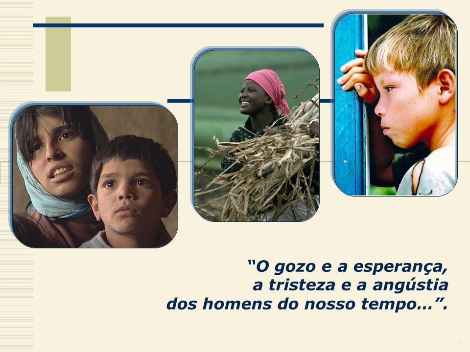 É UM CONVITE: A viver, o seguimento do Senhor, com lucidez e compaixão, num mundo injusto, ferido e violento.