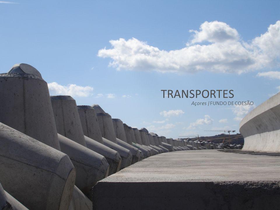 TRANSPORTES Açores |FUNDO DE COESÃO