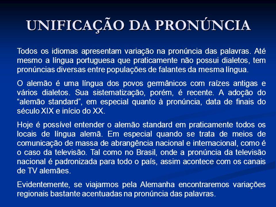 NÍVEL A1 Apresentação 003 GUIA DE PRONÚNCIA DEUTSCHKURS Para Brasileiros NÍVEL A1 Apresentação 003 GUIA DE PRONÚNCIA Por Marcelo Freitas