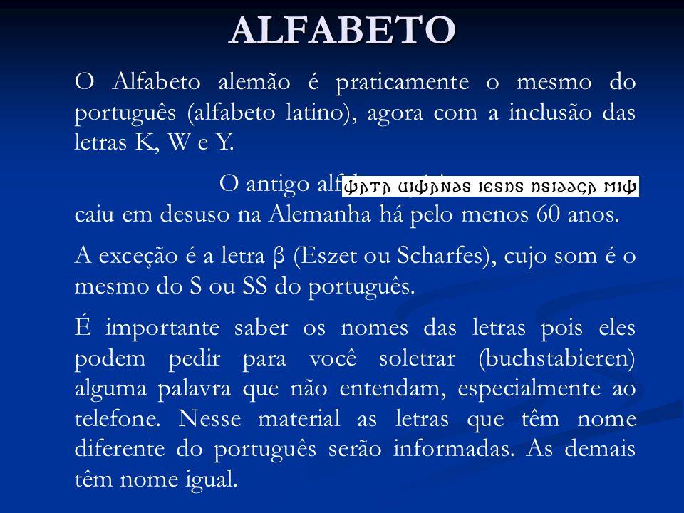 PRONÚNCIA NESTE MATERIAL A descrição de cada som neste material procura assimilá-lo aos sons em português para facilitar a compreensão para brasileiro
