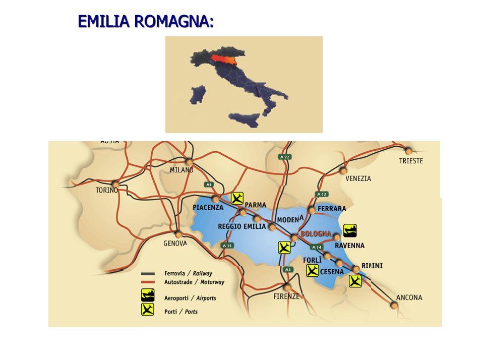 EMILIA ROMAGNA:
