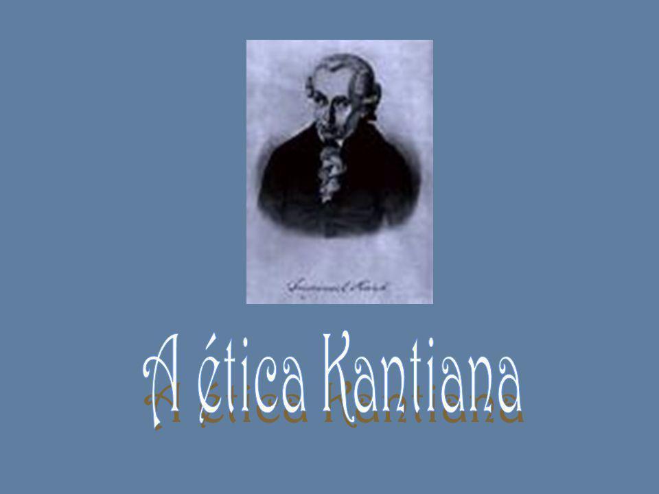 Kant nasceu em Konigsberg, no ano de 1724 e morreu em 1804 sem nunca ter saído da sua cidade natal.
