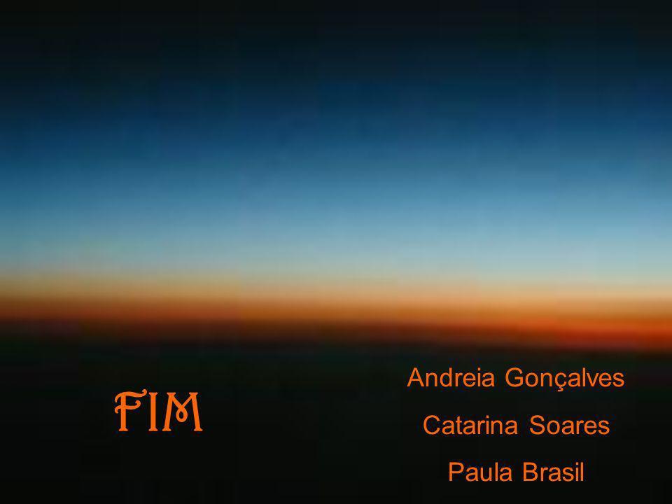 FIM Andreia Gonçalves Catarina Soares Paula Brasil
