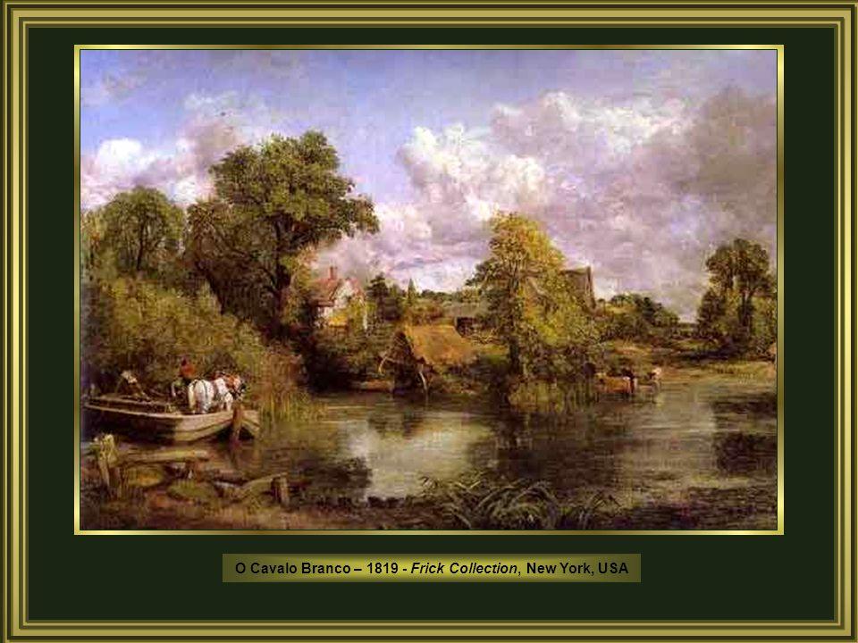 John Constable, pintor romântico inglês e um dos maiores paisagistas de sempre, nasceu em East Bergholt, Suffolk, no dia 11 de Junho de 1776. Estudou