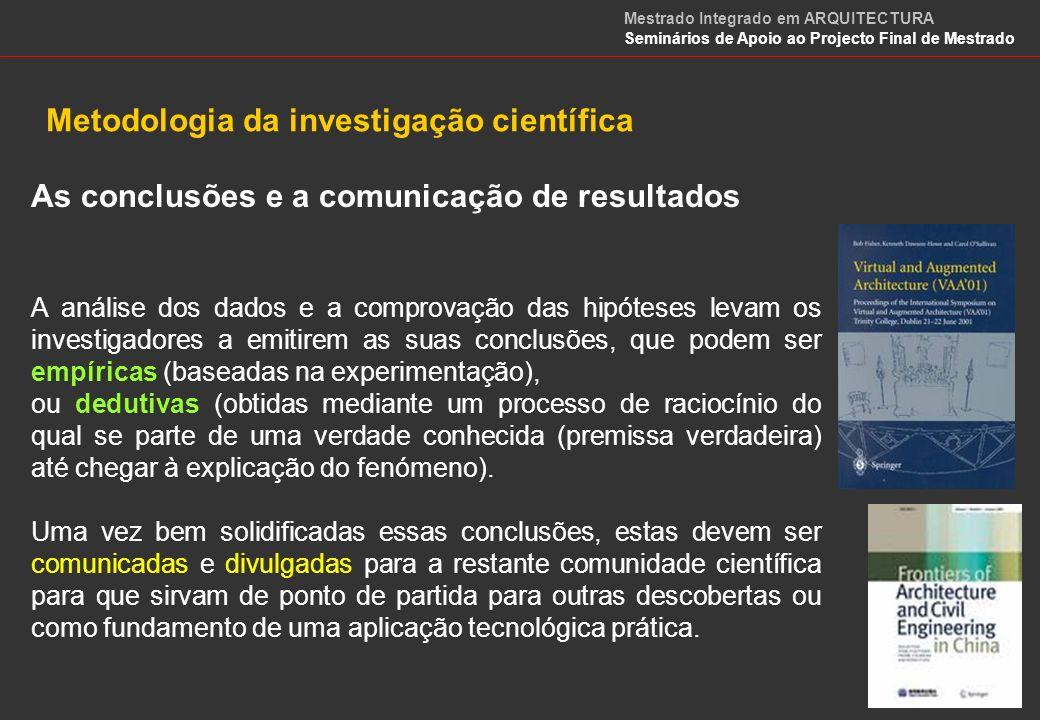Revistas Científicas (Journals from Routledge) Metodologia da investigação científica Mestrado Integrado em ARQUITECTURA Seminários de Apoio ao Projecto Final de Mestrado