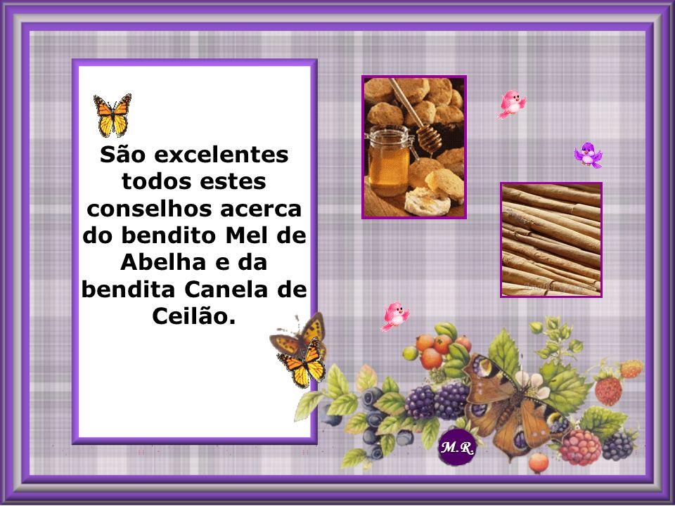 Nota importante: assegure-se de que é mel de abelha, puro, e não productos comerciais baseados em charope de milho, ou outras imitações.