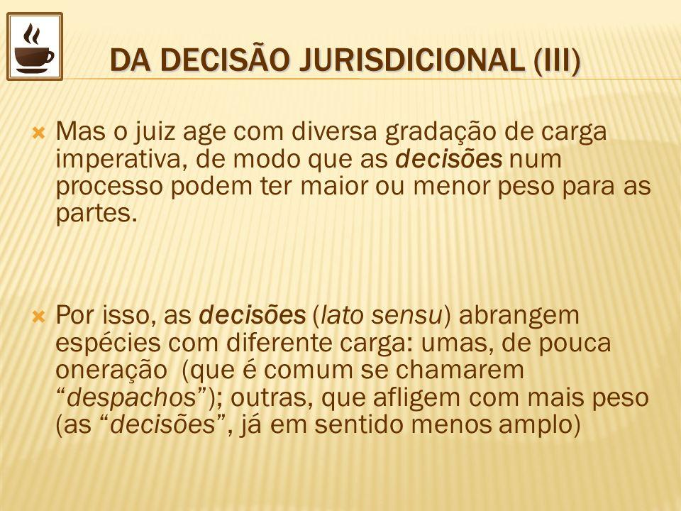 DA DECISÃO MONOCRÁTICA DO § 1º-A, ART.