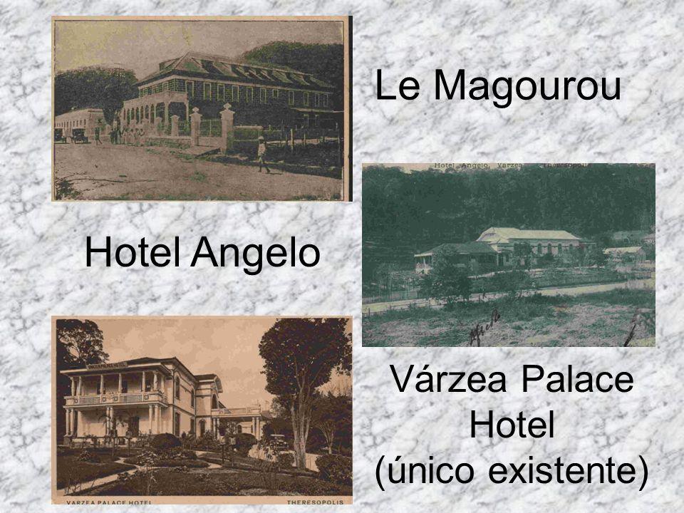 Le Magourou Hotel Angelo Várzea Palace Hotel (único existente)