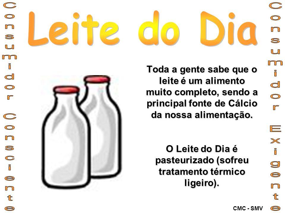 Toda a gente sabe que o leite é um alimento muito completo, sendo a principal fonte de Cálcio da nossa alimentação. O Leite do Dia é pasteurizado (sof